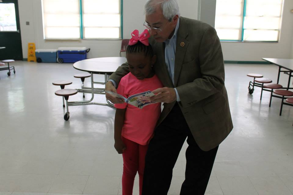 Congressman Barrow visits CIS